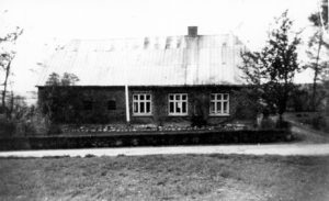 Husmandsstedet fra 1910 er her 30 år gammelt.
