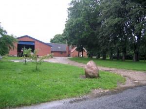Højballegård, Eshøjvej 92, i dag.