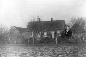 Åbenhøj, Skivholmevej 26, fotograferet i begyndelsen af 1900-tallet.