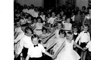 Brøggers Danseskole startede med en idé i Borum.